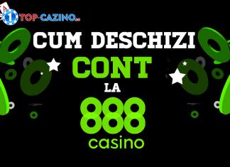 cum deschizi cont la 888 cazino