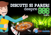 discutii si pareri despre 888 casino