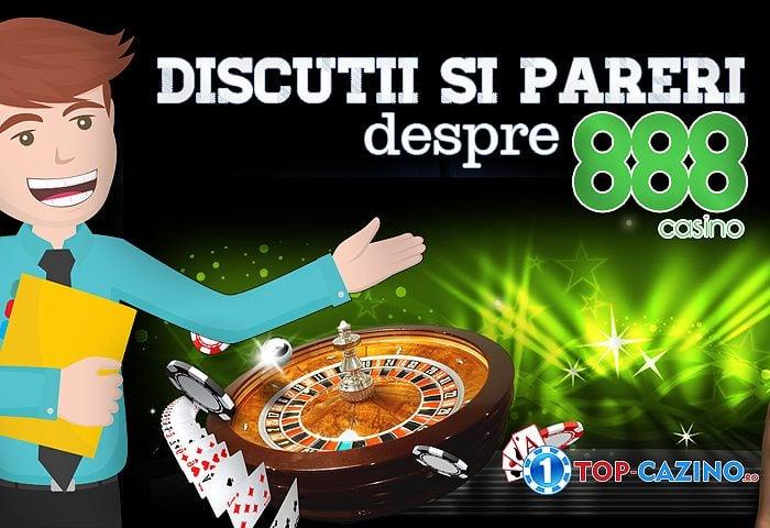 888 Casino pareri si recenzie