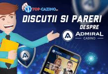 discutii si pareri despre admiral casino
