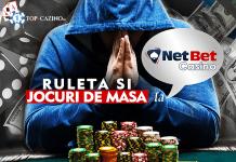 ruleta si jocuri de masa la netbet1