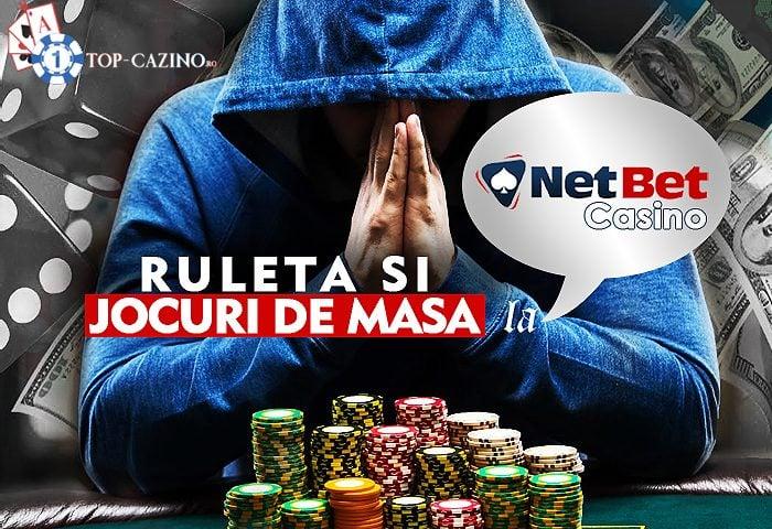 ruleta netbet casino si jocuri de masa