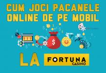 Cum joci pacanele online de pe mobil la fortuna
