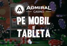 admiral pe mobil si tableta