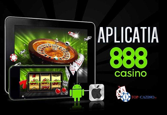 Aplicatia 888Casino
