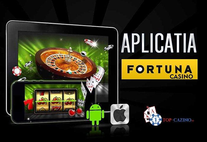 aplicatia fortuna casino online