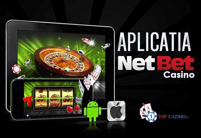 Aplicatia NetBet Casino