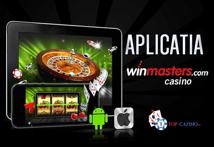 Aplicatia Winmasters Casino