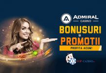 bonusuri si promotii la admiral