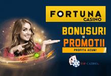 bonusuri si promotii la fortuna casino