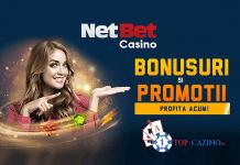 bonusuri si promotii la netbet casino