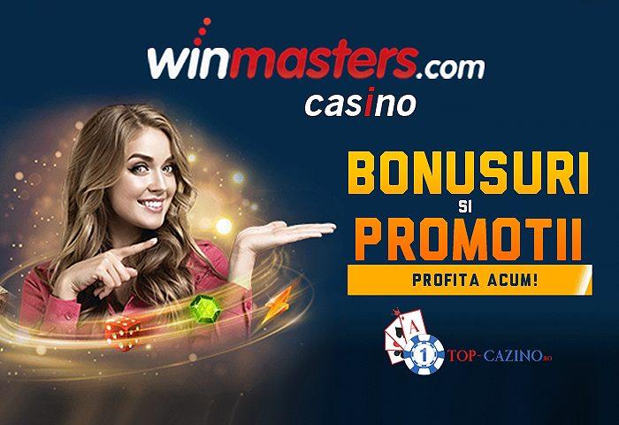 Promotii Winmasters Casino