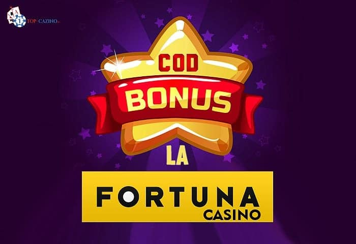 Cod promotional Fortuna (bonus)