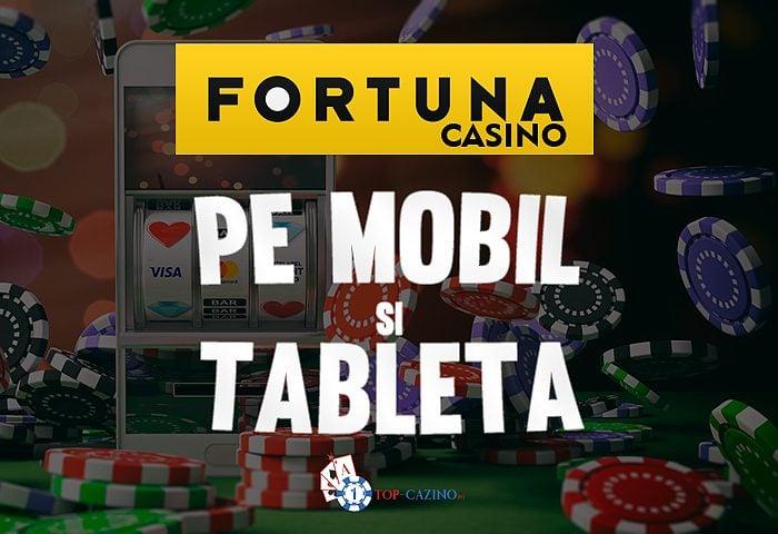 Fortuna Casino Mobile