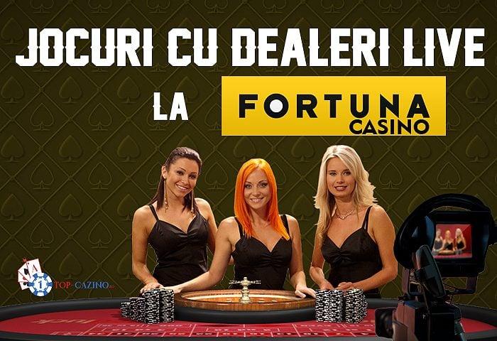 Fortuna Casino Live