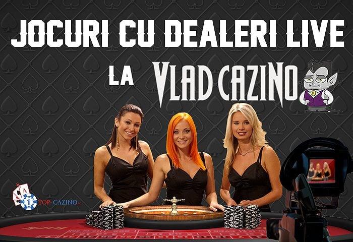 Vlad Cazino Live Casino