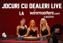 jocuri cu dealeri live la winmasters casino