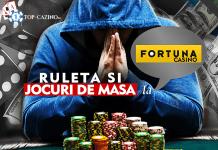 ruleta si jocuri de masa la fortuna