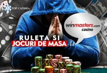 ruleta si jocuri de masa la winmasters