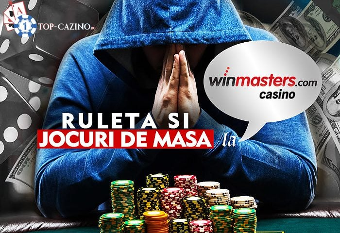 ruleta winmasters casino si jocuri de masa