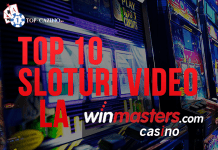 top 10 sloturi video la winmasters