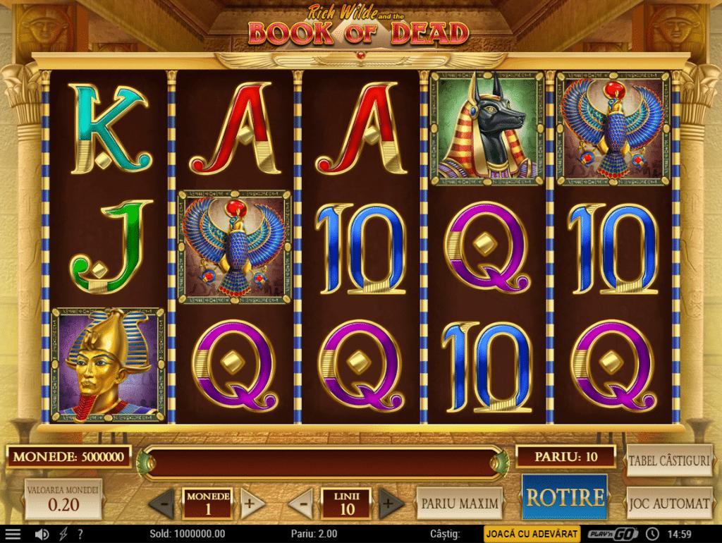 Cel mai bun joc de casino de la Winmasters Casino