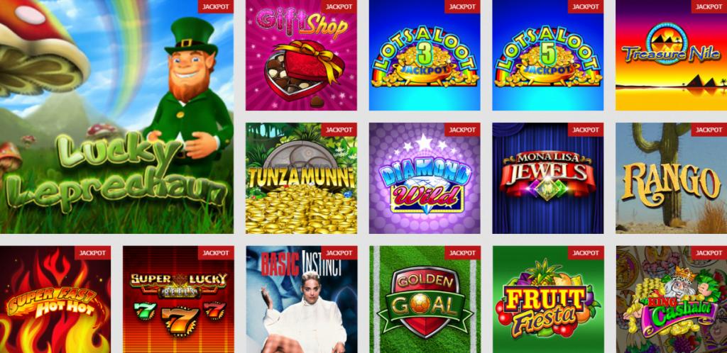 5 motive sa alegi Winmasters Casino