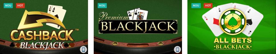 blackjack fortuna