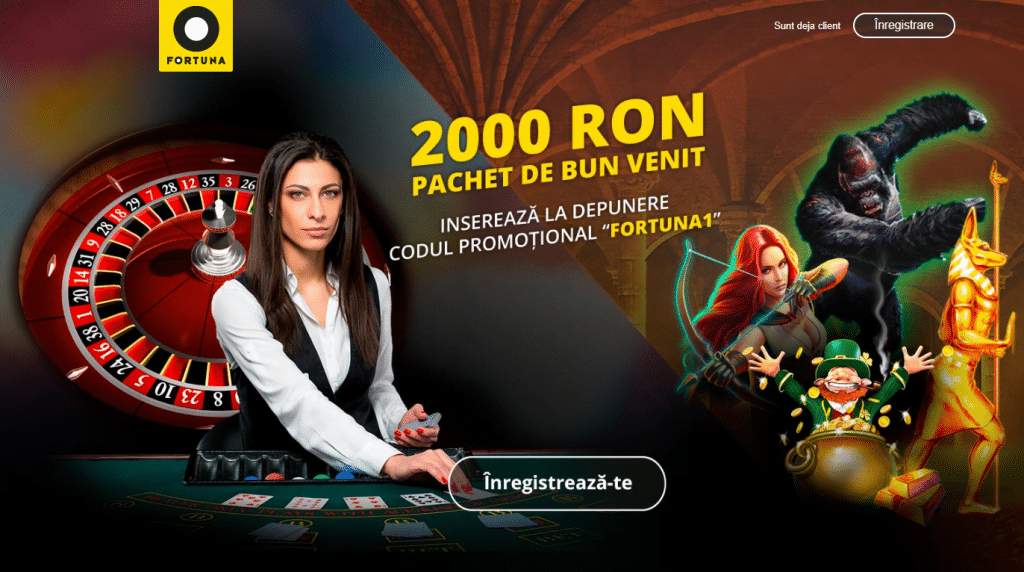 Cazinouri online la care poti juca fara card bancar