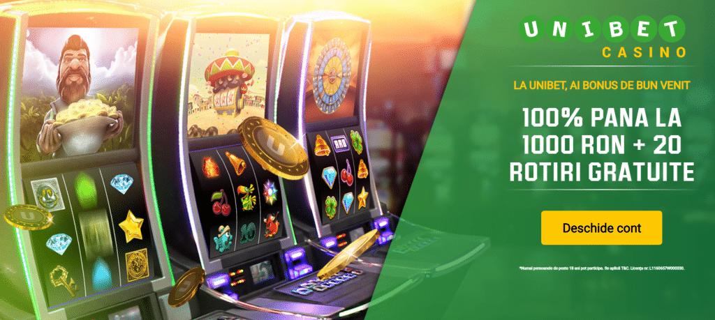 Discutii si pareri despre Unibet Casino