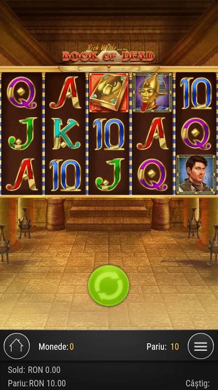 book of dead pe mobil winmasters casino