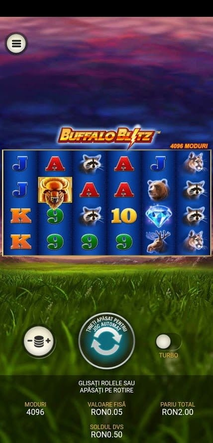 buffalo blitz mobil betano casino
