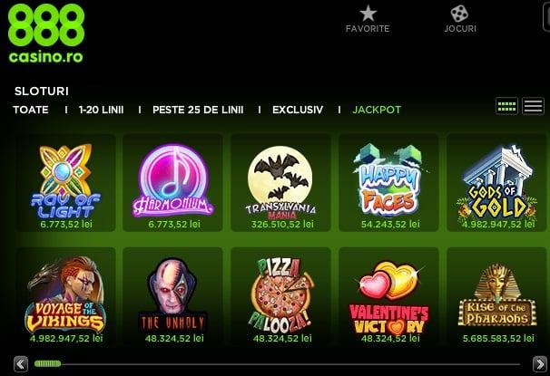 jackpot 888casino
