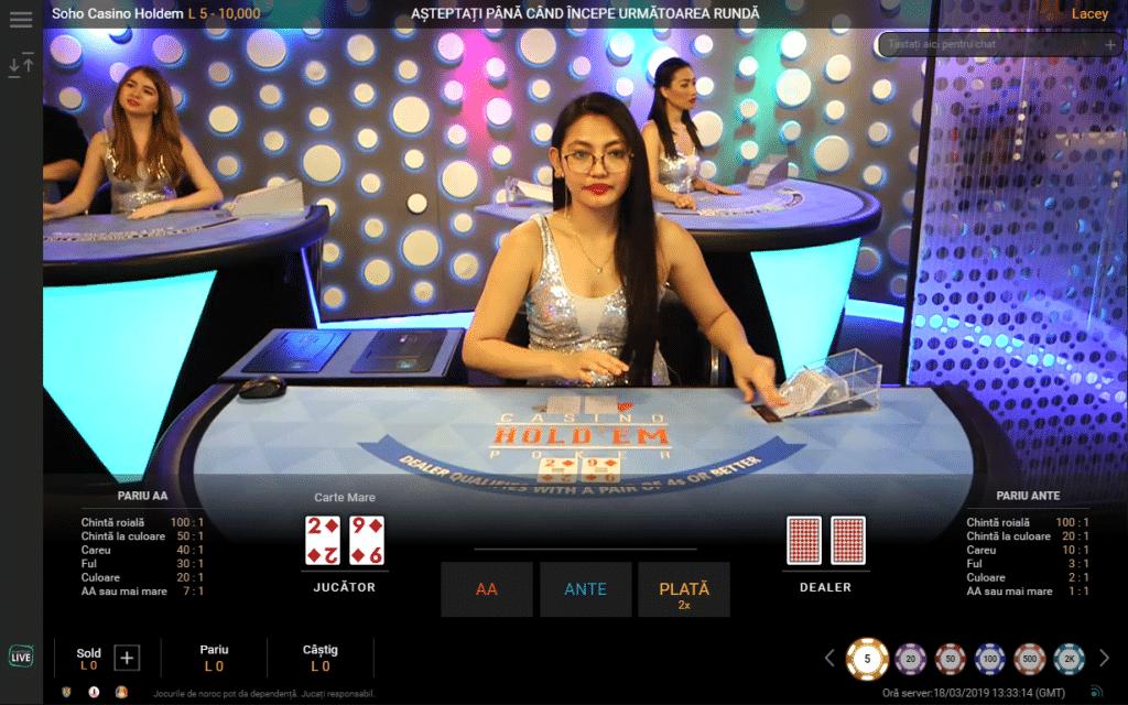 poker casino holdem live