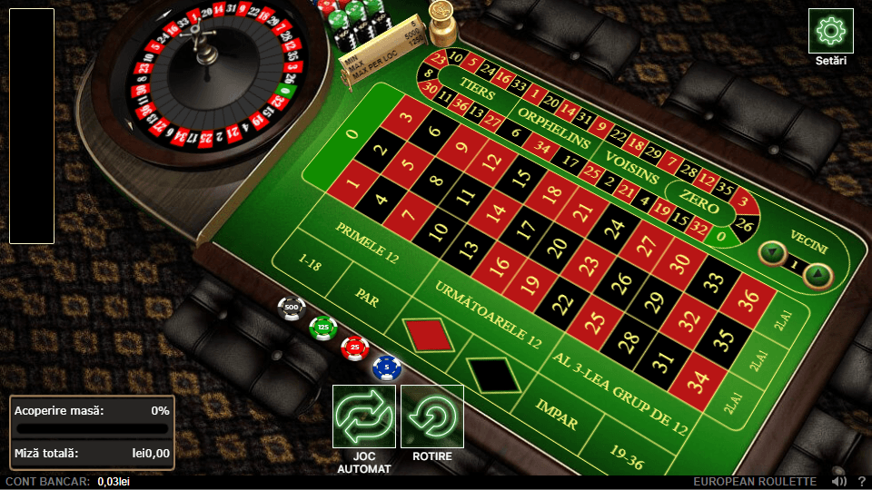 ruleta la 888 casino
