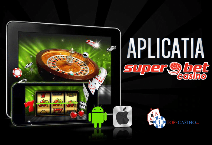 Aplicatia Superbet Casino Romania