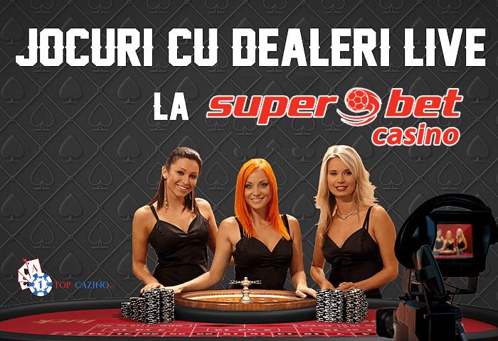 Casino Live Superbet