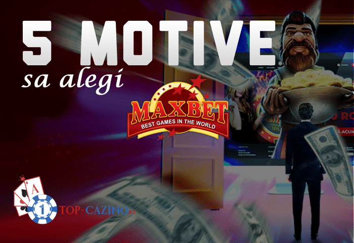 MaxBet Casino – tot ce trebuie sa stim despre acest casino online