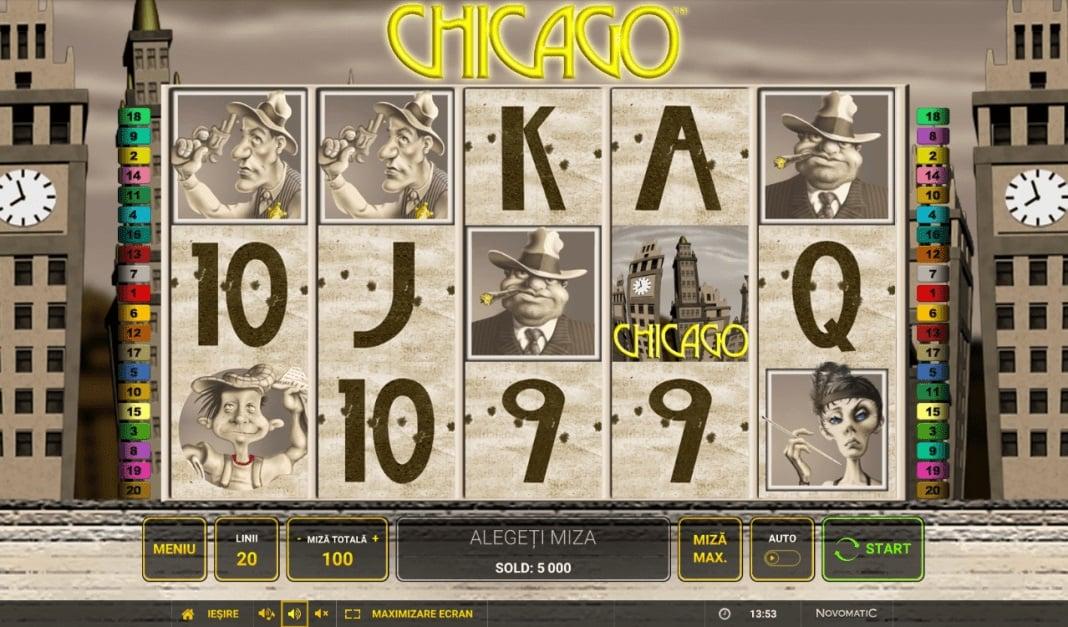 chicago video slot