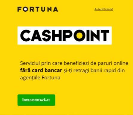 fortuna cashpoint 1