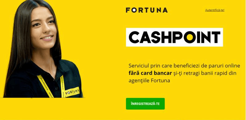 ghid complet fortuna cashpoint