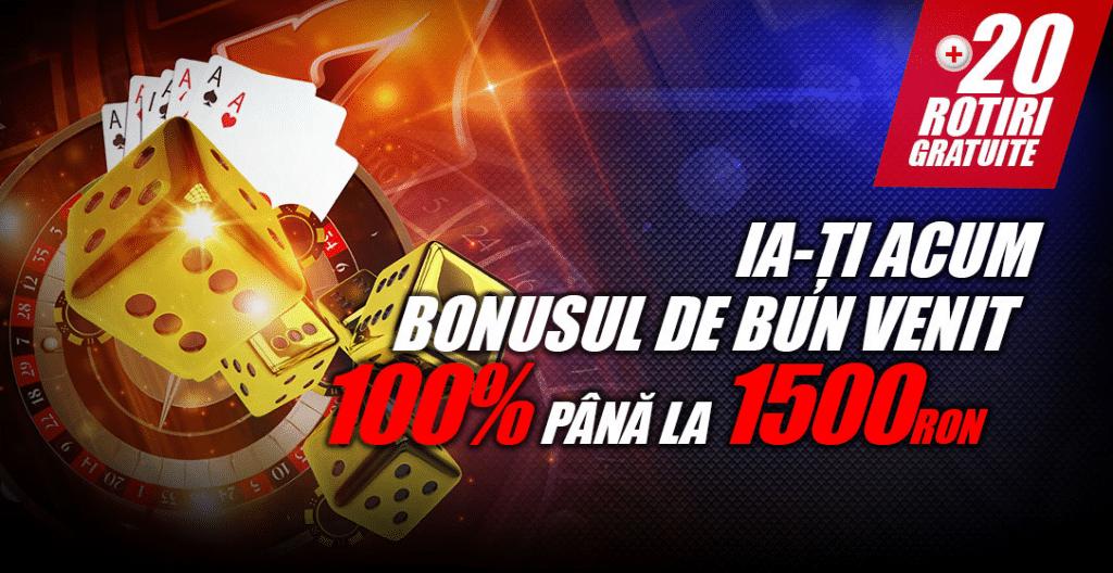 cod bonus winmasters casino romania