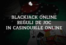 reguli blackjack online