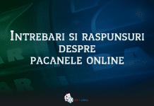Intrebari si raspunsuri despre pacanele online