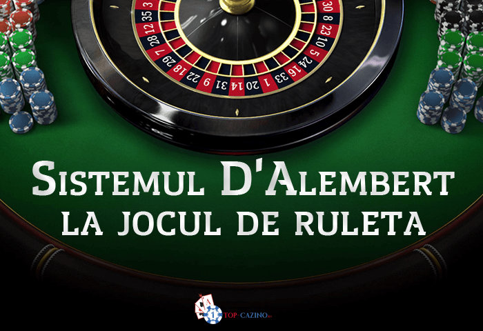 Strategia D'Alembert la ruleta