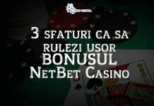 3 sfaturi ca sa rulezi usor bonusul NetBet Casino 1