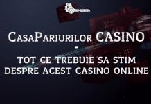 Casa Pariurilor Casino tot ce trebuie sa stim despre acest casino online