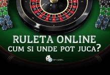 Ruleta online cum si unde pot juca