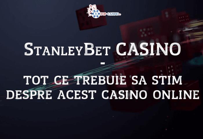Stanleybet Casino Online – Rotiri Gratuite