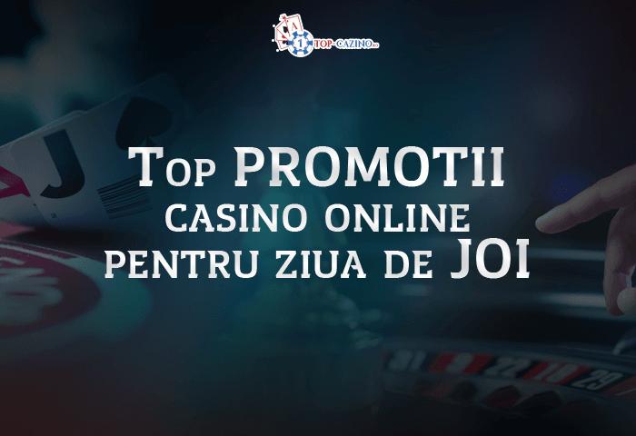 Bonusuri Cazino Online